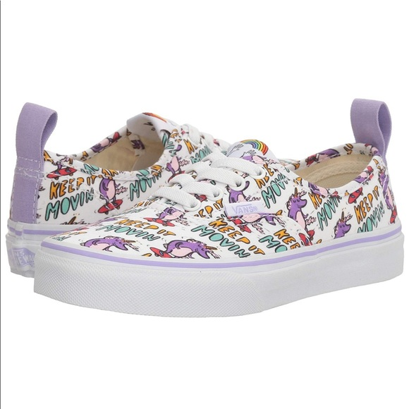 22976e46f1ab Vans Dallas Clayton Kids Unicorn 1 New